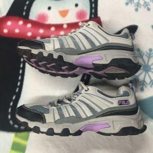 Womens Fila Hiking Shoes